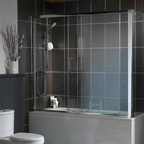 Over Bath Shower Enclosures bathtub shower enclosures overbath single sliding