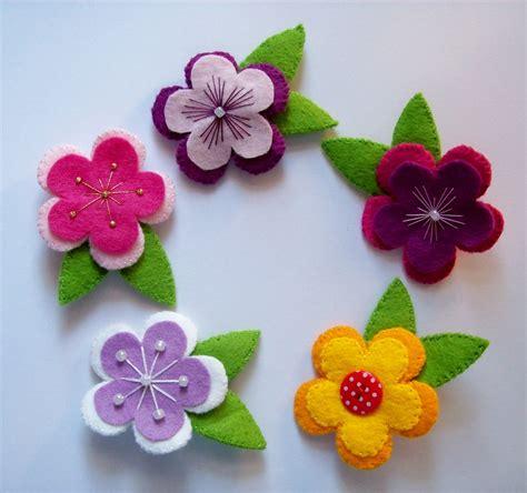 felt crafts for felt craft gallery hippywitch crafts