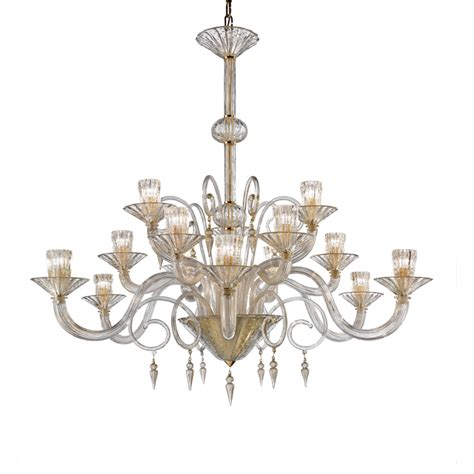 gold glass chandelier modern gold murano glass chandelier with ribbed ornaments