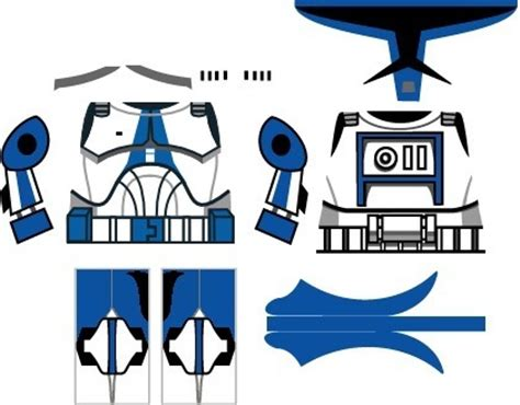 501st clone trooper decals 501st clone trooper decals