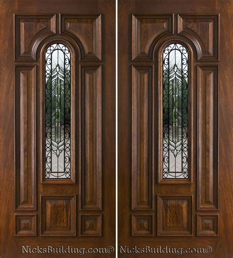 exterior door pictures exterior doors in mahogany