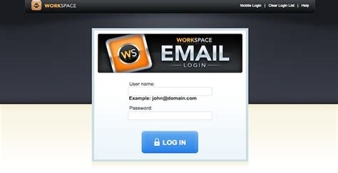 godaddy login workspace login newhairstylesformen2014