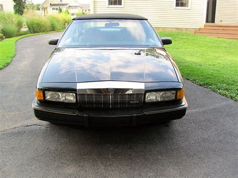 how make cars 1990 buick regal free book repair manuals find used 1990 buick regal night hawk low mileage classic in wilmington delaware united states