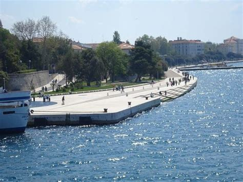 sea organ croatia sea organ zadar croatia atlas obscura