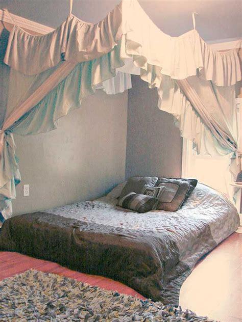 diy canopy beds 20 magical diy bed canopy ideas will make you sleep