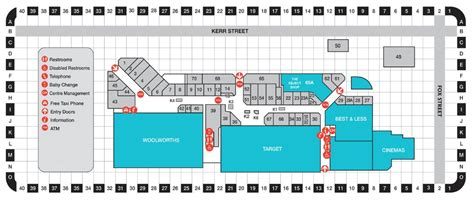 whitfords shopping centre floor plan shopping centre floor plan 28 images 17 best images