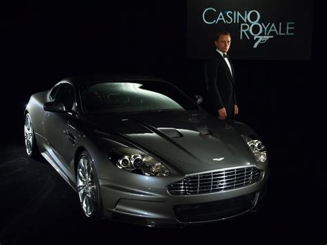 007 Car Wallpaper by Aston Martin Dbs Bond 007 Casino Royale Wallpapers
