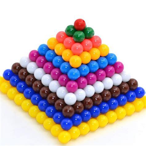 bead material aliexpress buy bohs square number teaching pyramid