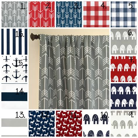 curtains for baby boy nursery baby boy nursery curtain panel set elephant drapes stripe