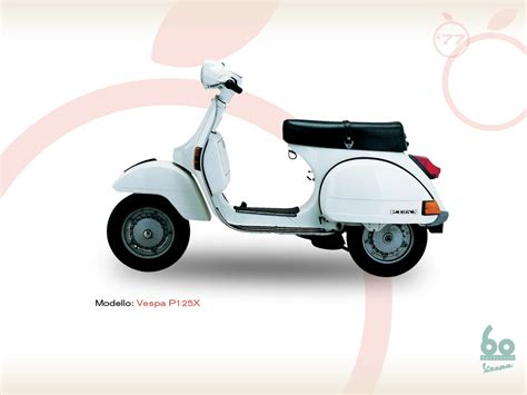 Modifikasi Vespa Px Tahun 80 by Scooter Vespa Vespa Px 125