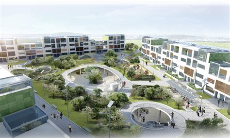 Low Cost Home Building tomorrows townhouse concept and masterplan nicolas tye