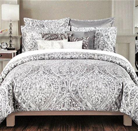 tahari home king comforter set tahari home 3pc duvet cover set paisley