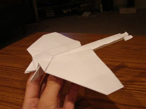 origami stunt plane paper projects