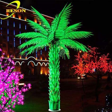 outdoor tree lights sale top 28 palm tree with lights for sale led palm trees