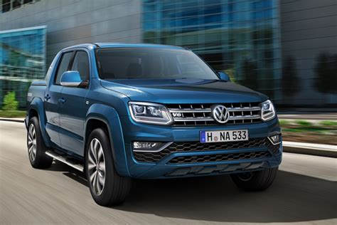 Volkswagen New by New Volkswagen Amarok Pictures Auto Express