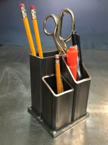 welding crafts and projects desk organizer by yanick bluteau metal project by yanick