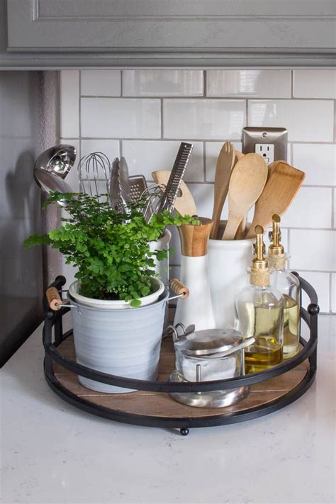 home decoration ideas best 25 kitchen countertop decor ideas on