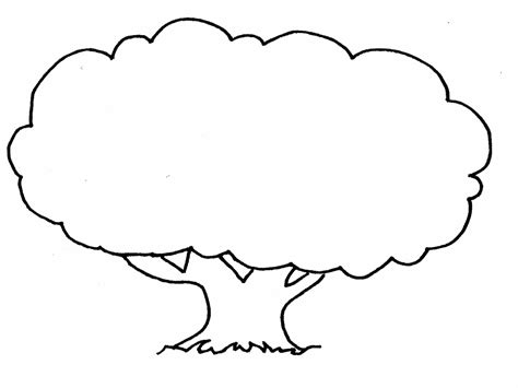 tree color in free printable tree coloring pages for