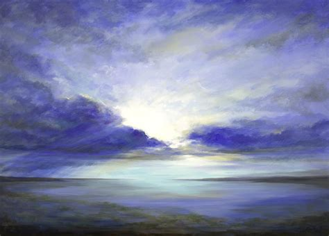 acrylic painting sky buy original by finch acrylic painting