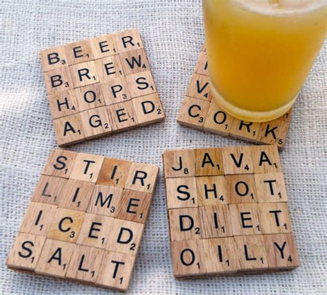 create a scrabble word 11 creative and cool ways to reuse scrabble tiles