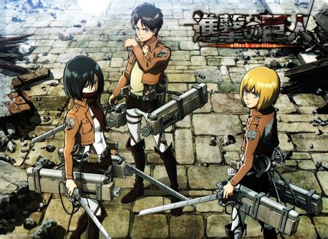 attack on titan 1 attack on titan season 2 spoilers anime sequel