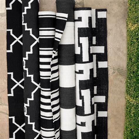 black and white striped outdoor rug black and white striped outdoor rug riviera stripe