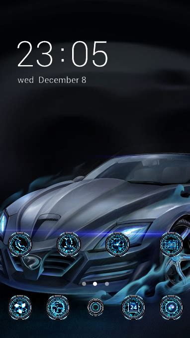 Car Technology Wallpaper tech theme car technology wallpaper free android theme u