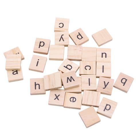 Get Cheap Wood Scrabble Tiles Aliexpress