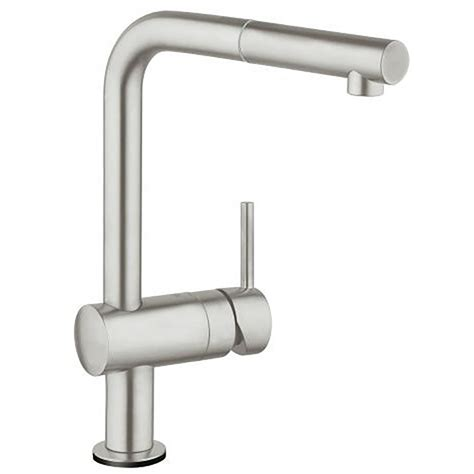 grohe kitchen sink grohe minta touch electronic single lever kitchen sink