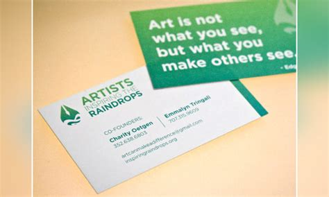 cards for profit 30 beautiful exles of gradient business cards naldz