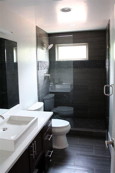 guest bathroom design fantastic finishes on a contemporary denver duplex