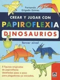 origami dinosaur book ankylosaurus fernando gilgado gomez gilad s origami page