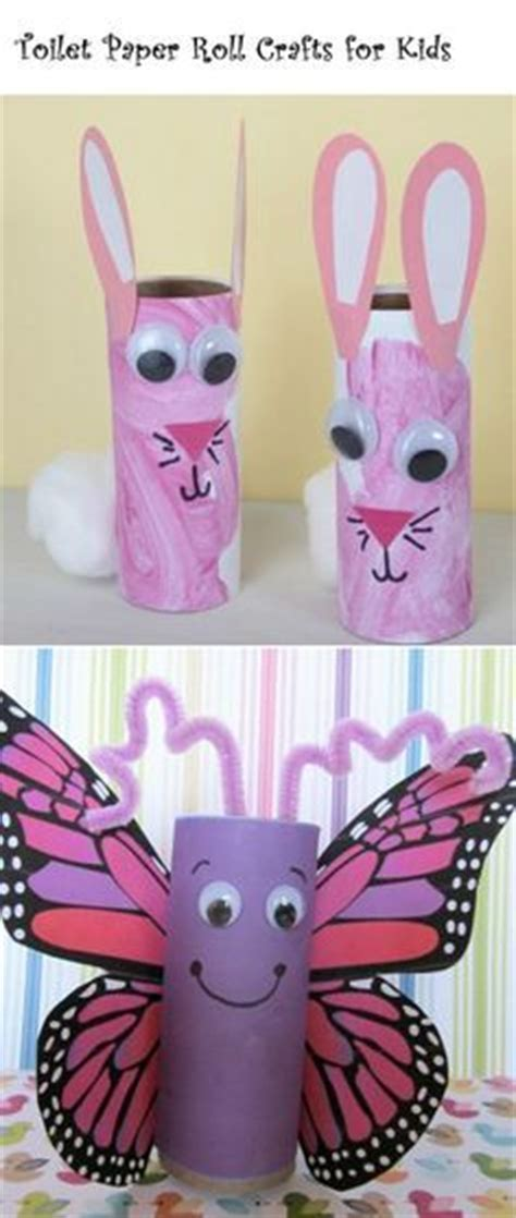paper roll crafts for preschoolers toilet paper roll crafts for easter preschool