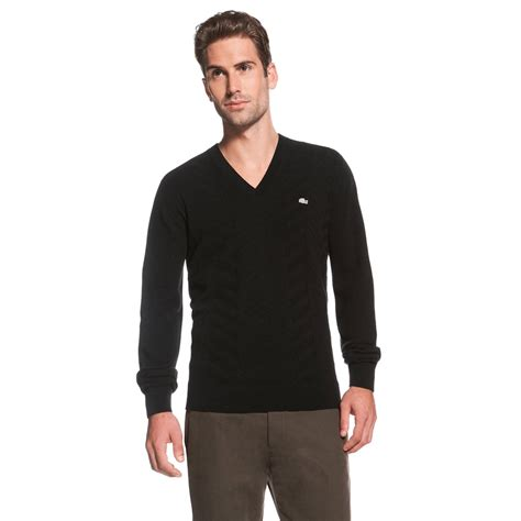 what is an sweater black v neck sweater for mania