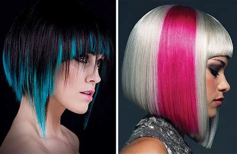 multie colored bob hair styles bob haircuts for 2014 hairstyles 2017 hair colors and