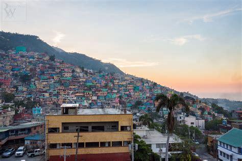 postcard from port au prince haiti