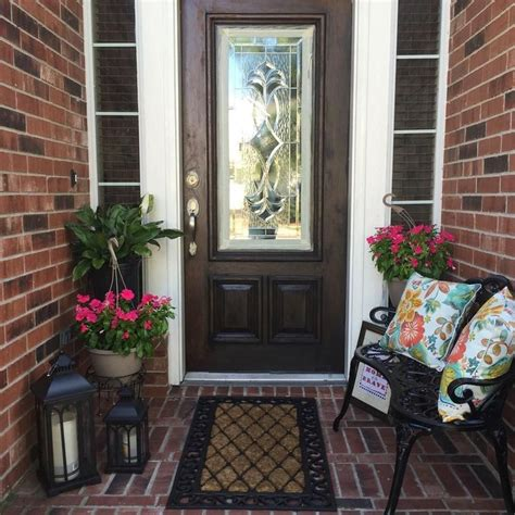 front porch decor best 25 small porch decorating ideas on fall
