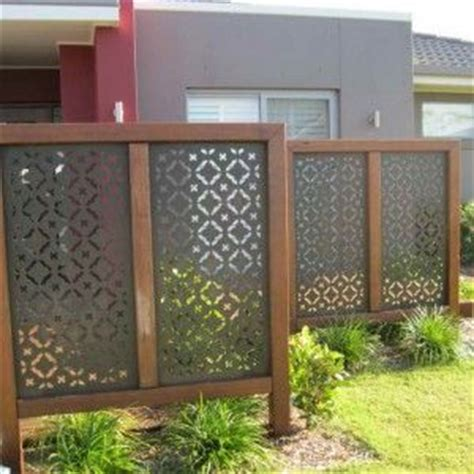 privacy screens for backyards best 25 privacy screens ideas on garden