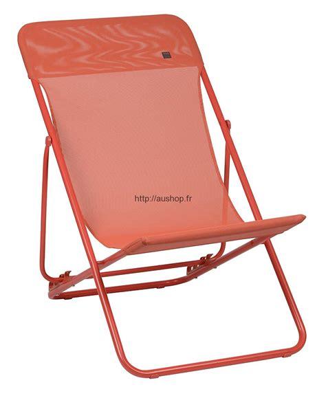 chaise longue jardin pas cher transat bain de soleil prix discount