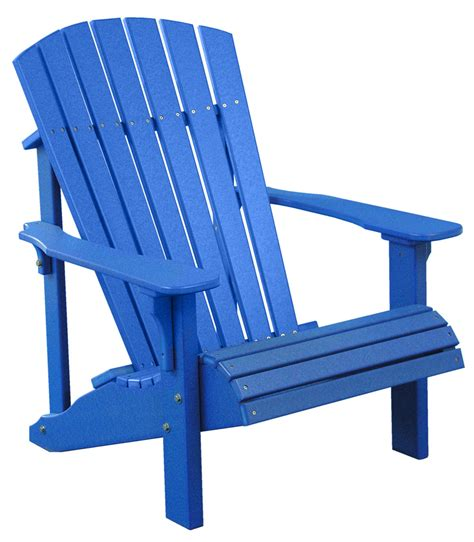 What Is An Adirondack Chair by Luxcraft Poly Deluxe Adirondack Chair Swingsets Luxcraft