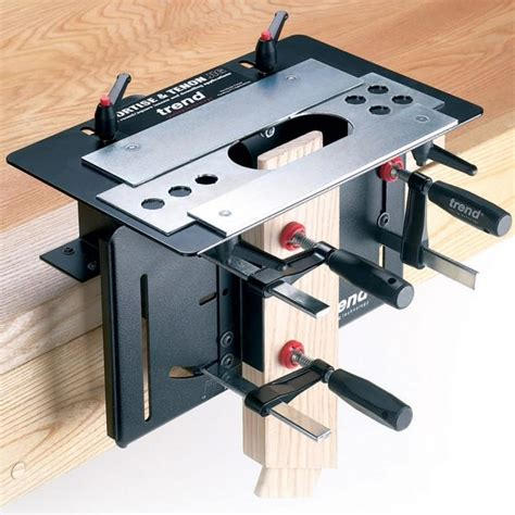 woodworking mortise mortise tenon jig rockler woodworking and hardware