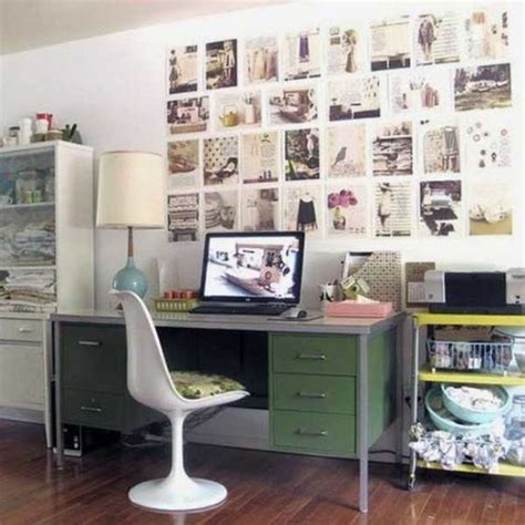 home office wall decor 30 modern home office decor ideas in vintage style