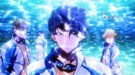free iwatobi swim club free iwatobi swim club impressions swimming in
