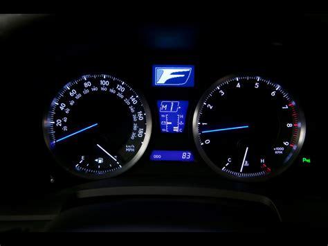 Car Meter Wallpaper by 2010 Lexus Is F Gauges 1280x960 Wallpaper