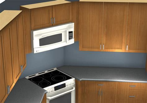 kitchen stove designs common kitchen design mistakes corner stove and microwave