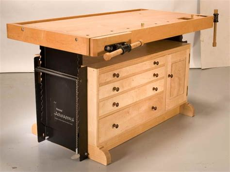 woodworking workbench plans free miscellaneous free woodworking workbench plans woodsmith