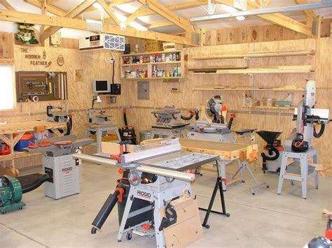 best woodworking shop 17 best images about woodworking garage on