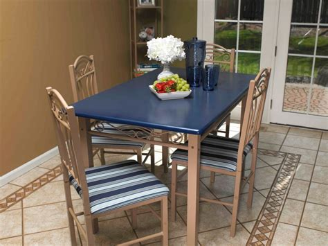 spray paint kitchen table kitchen tables and chairs furniture spray paint projects