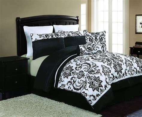 black bedding sets black and white bedding sets that will make your room look