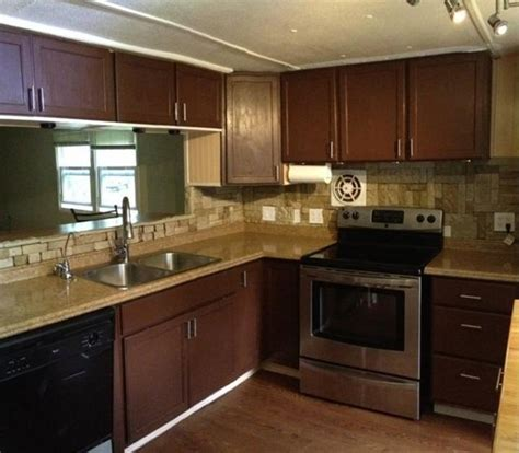 mobile home kitchen remodeling ideas 1973 pmc mobile home remodel